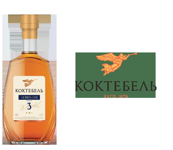 Koktebel Cognac