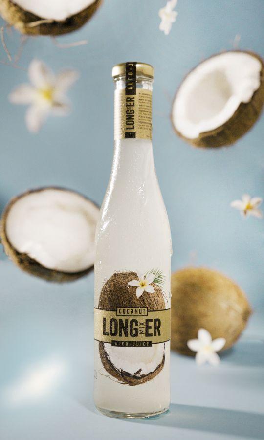 LONGmixER святкує 20-річчя випуском екзотичної новинки Coconut